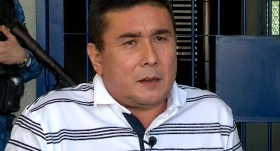 Extradición de 'Pedro Orejas'