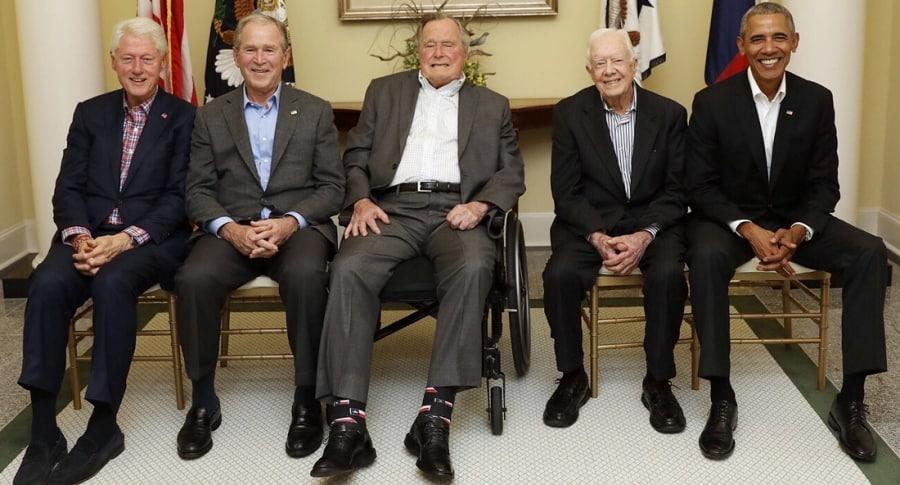 George Bush padre