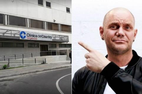 Nacho Vidal denuncia a médico de la Country