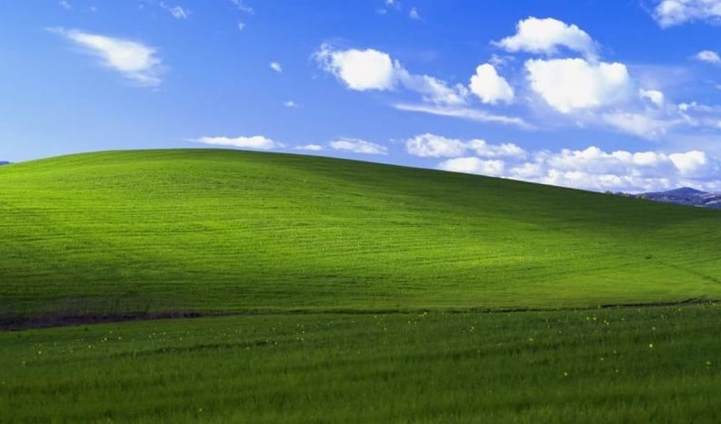 Fondo de pantalla de Windows XP