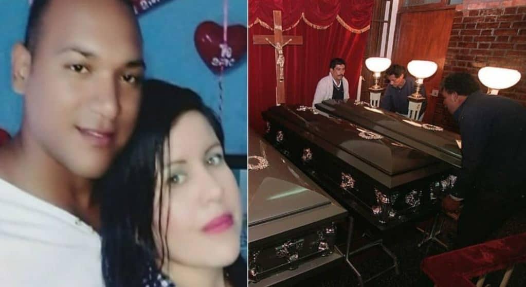 Asesinato en funeraria