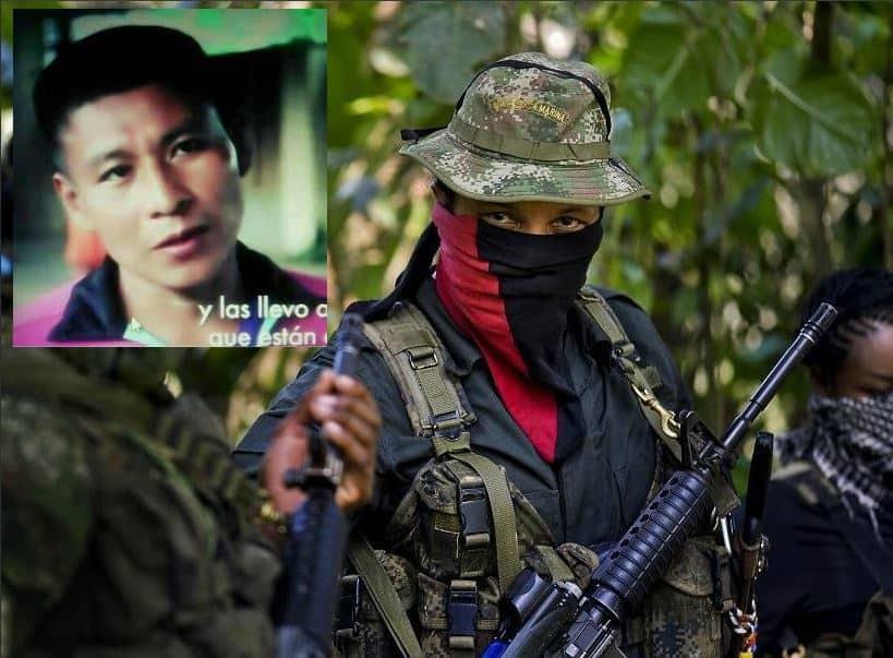 Asesinato de gobernador indígena en Chocó