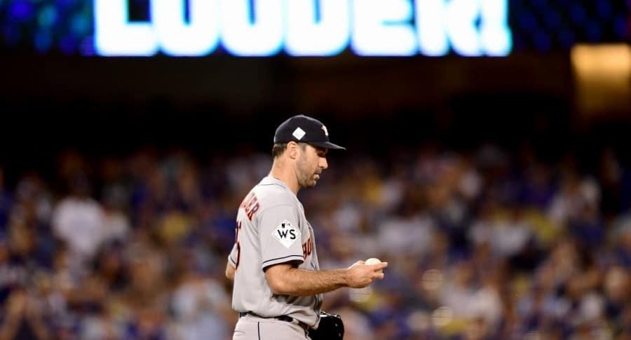 Houston Astros vs Los Angeles Dodgers - Juego 2