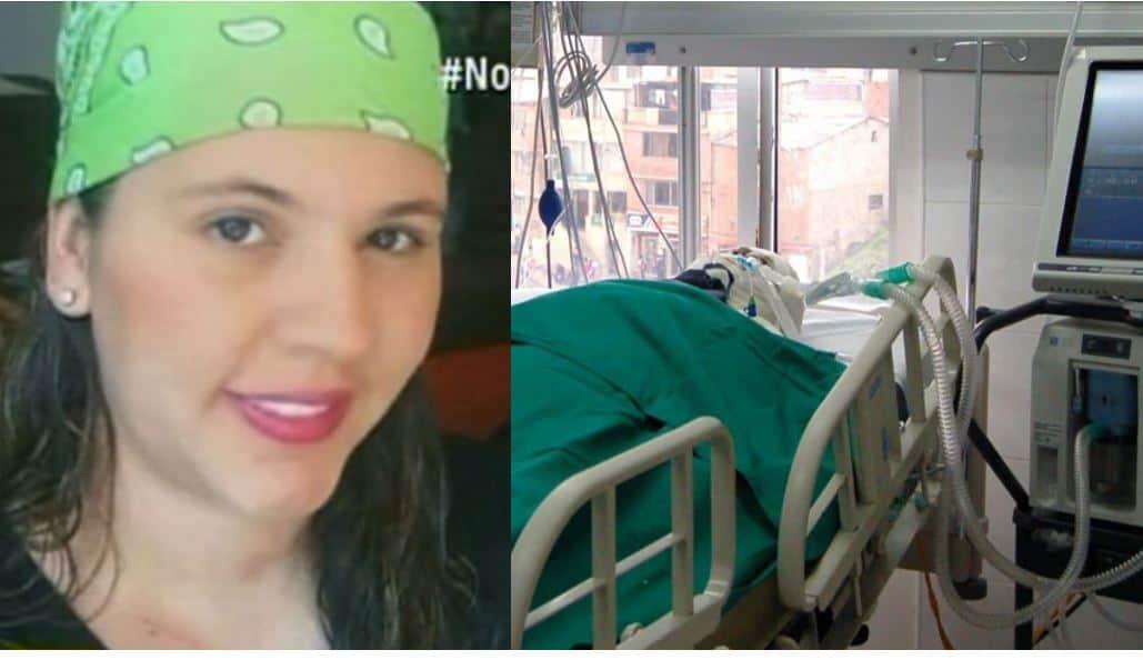 Odontóloga (foto) agredida por su su novio permanece en delicado estado de salud
