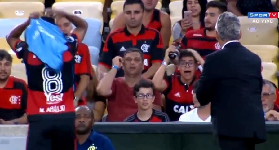 Hincha de Flamengo