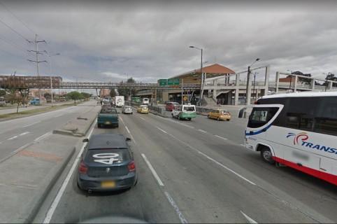 Autopista Sur de Bogotá