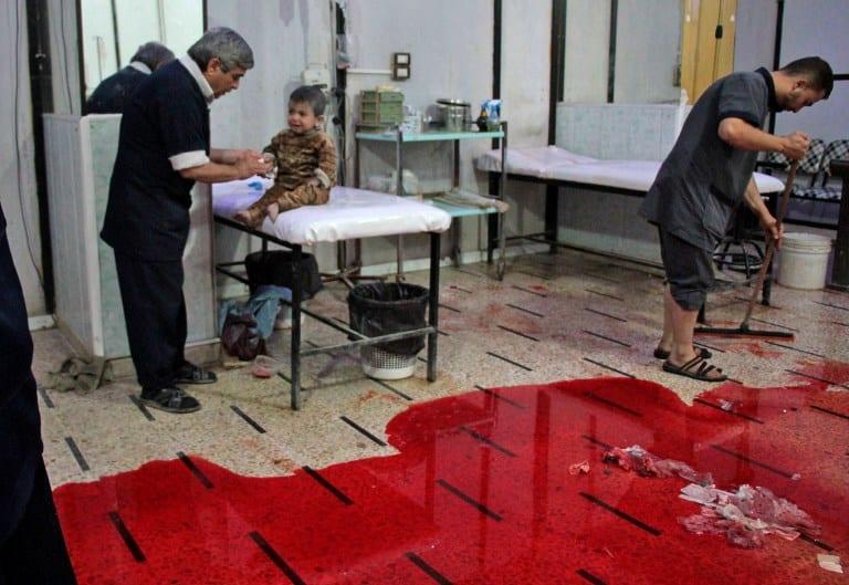 Conflicto en Siria. Pulzo.