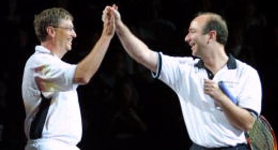 Bezos y Gates