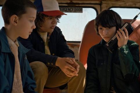Escena de primera temporada de 'Stranger Things'. Pulzo.