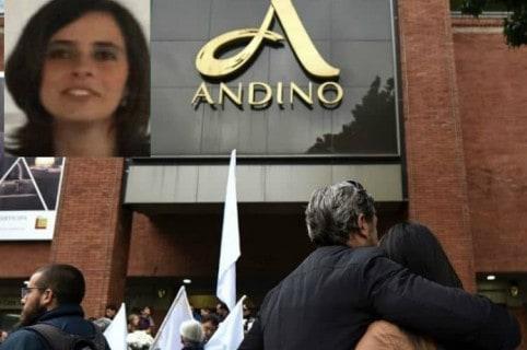 Alias 'Violeta', vinculada a atentado en Andino