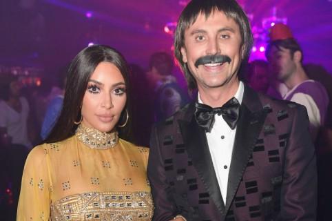 Kim Kardashian Halloween 2017