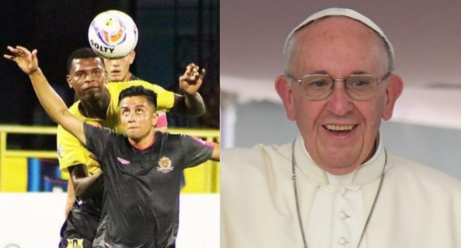Tigres FC / Papa Francisco