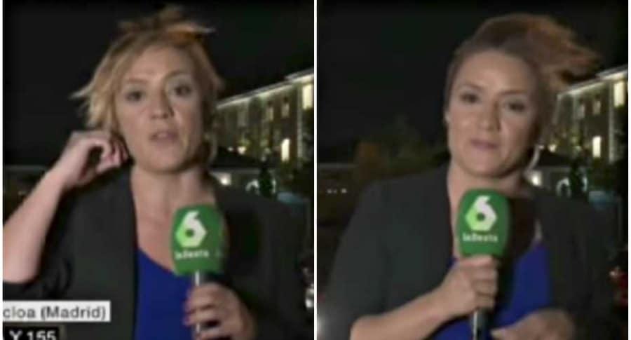 Cristina Pardo, presentadora española.