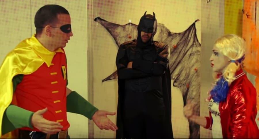 Halloween oficina 'La brega'