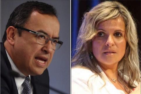 Alfonso Prada y María Andrea Nieto