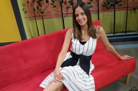 Laura Acuña, presentadora de 'Muy buenos días' y Noticias RCN.