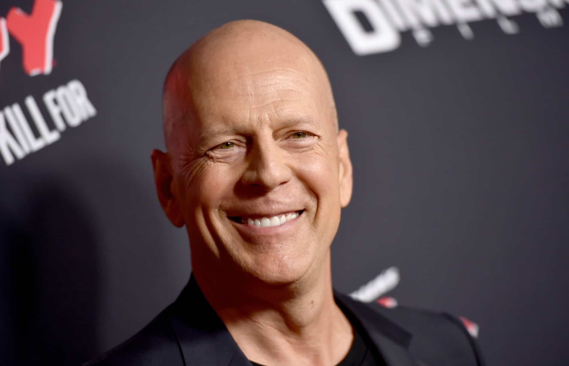 Bruce Willis. Pulzo.