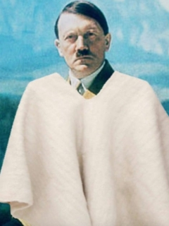 Meme de supuesta visita de Hitler a Colombia. Pulzo.