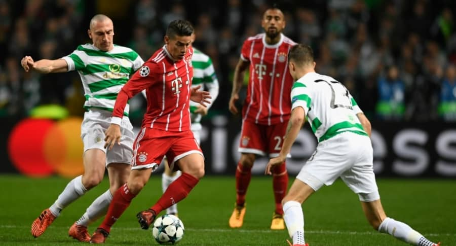 Celtic vs. Bayern