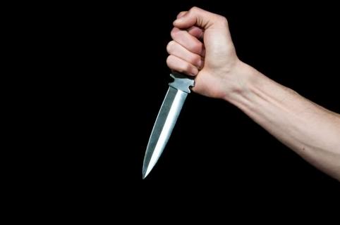 Puñal, cuchillo.