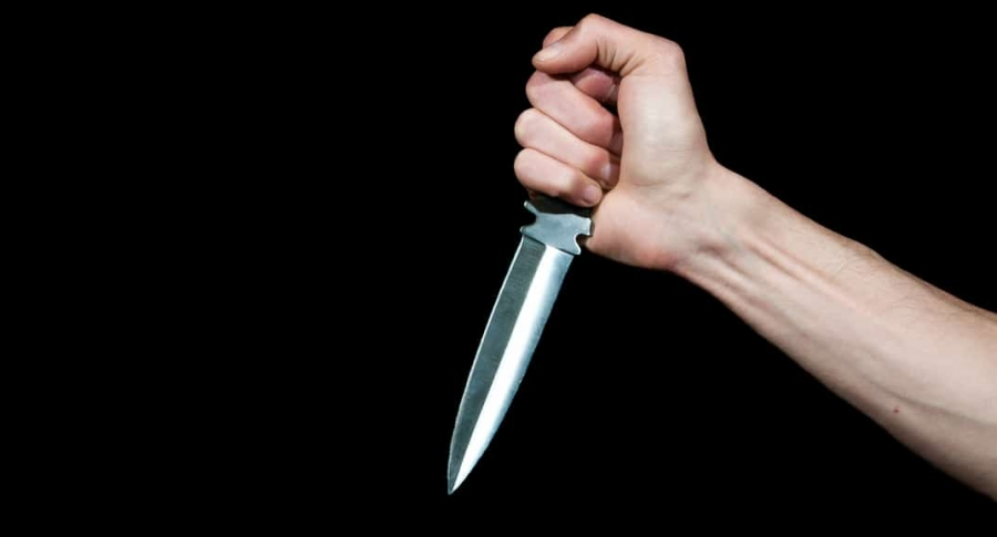 Puñal, cuchillo