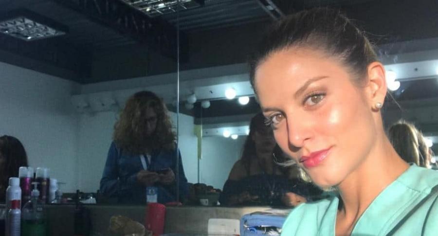 Natalia Jerez, actriz.