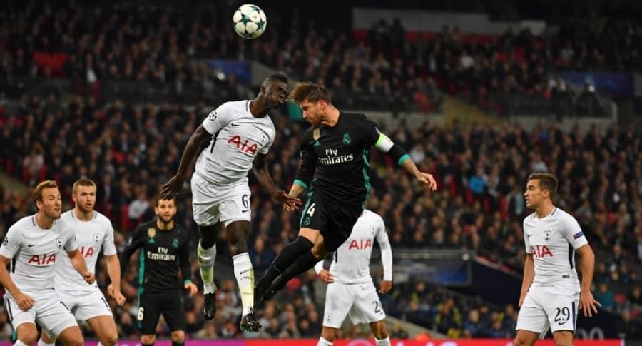 Tottenham vs. Real Madrid