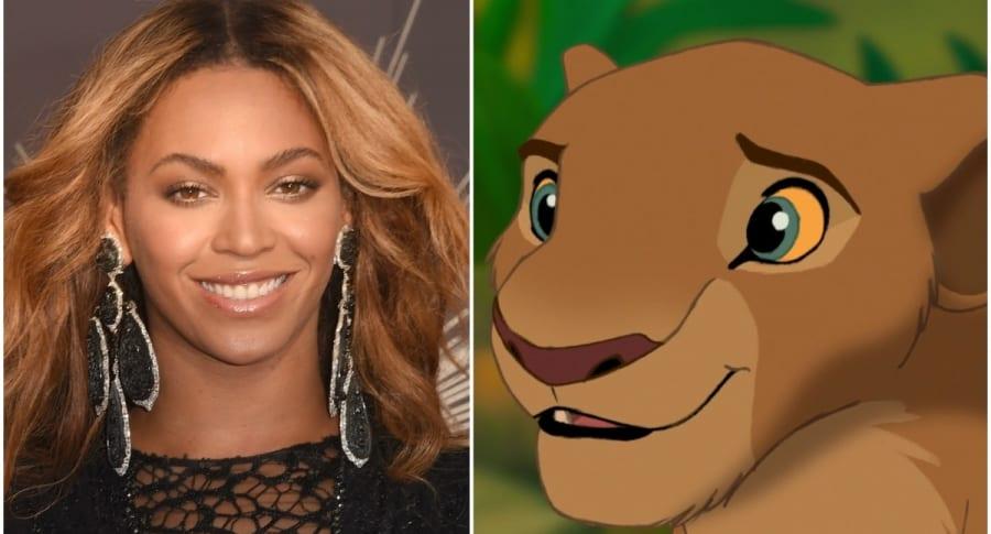 Beyoncé / Nala