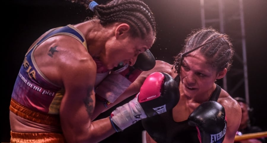 Dayana Cordero vs. Mayerlin Rivas
