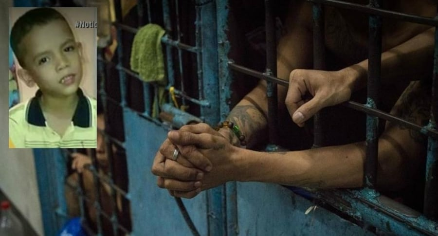 Implicados en crimen de niño