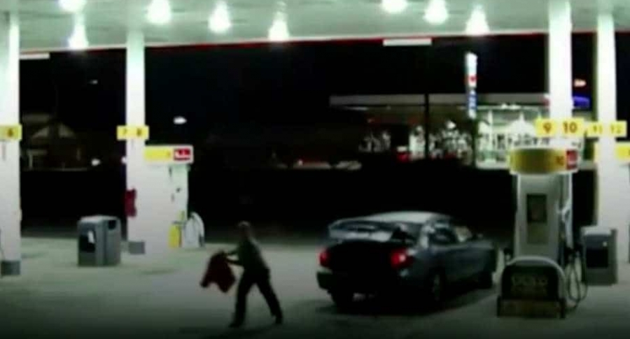 Mujer escapa de secuestrador.