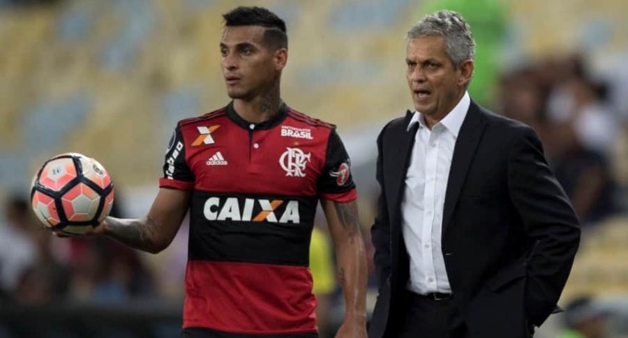 Reinaldo Rueda, DT del Flamengo