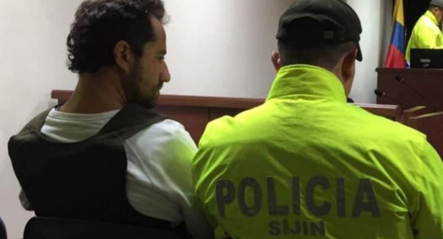Condena a Rafael Uribe Noguera
