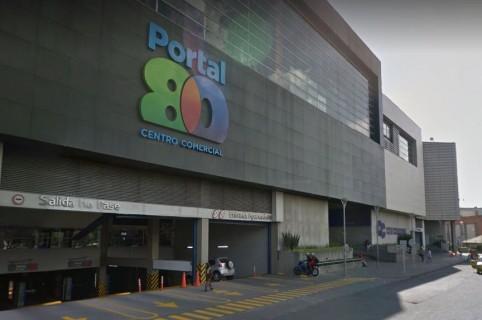 Centro comercial Portal 80