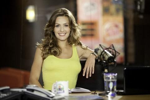Michelle Rouillard, actriz y ex Señorita Colombia.