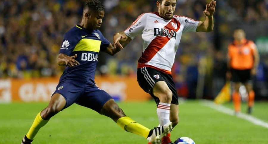 Boca Juniors v River Plate - Wilmar Barrios