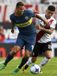 River Plate v Boca Juniors