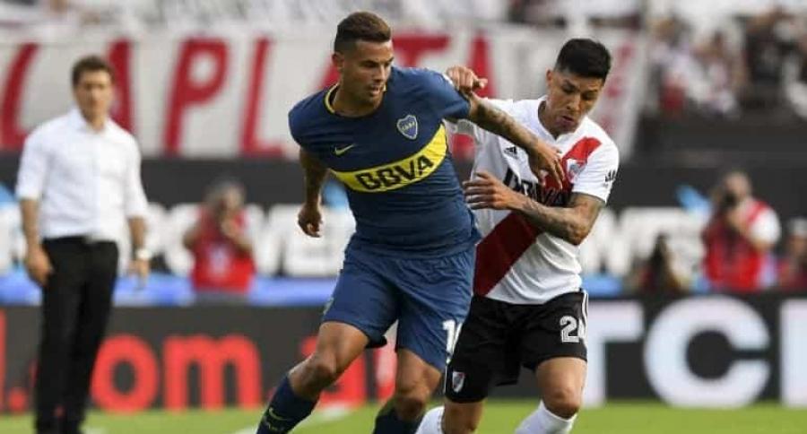 River Plate v Boca Juniors