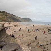 Costa jurásica de Dorset