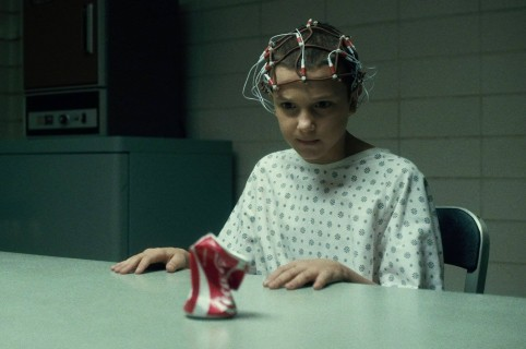 Eleven, de 'Stranger Things'. Pulzo.