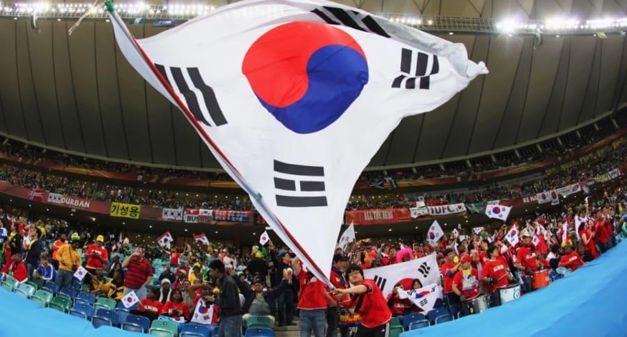 Barra de Corea del Sur