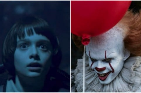 Will y Pennywise. Pulzo.