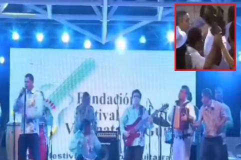 concierto de Luis Mario Oñate e Iván Zuleta.