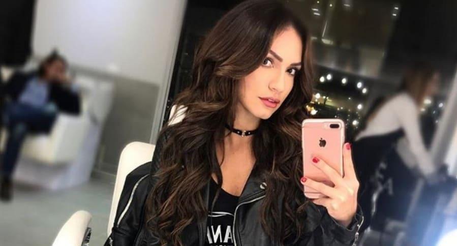 Kimberly Reyes, actriz.