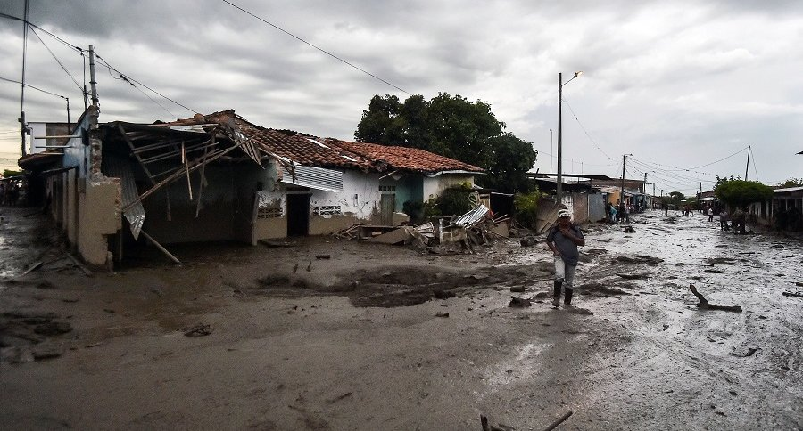 Emergencia en Corinto, Cauca