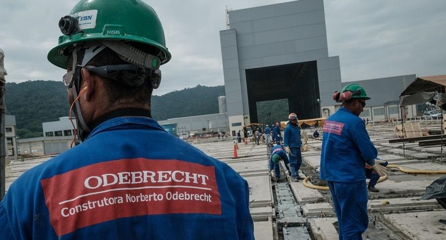 Trabajadores Odebrecht