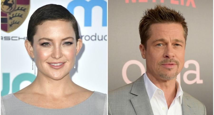 Kate Hudson / Brad Pitt