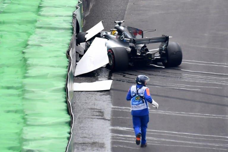Accidente Hamilton