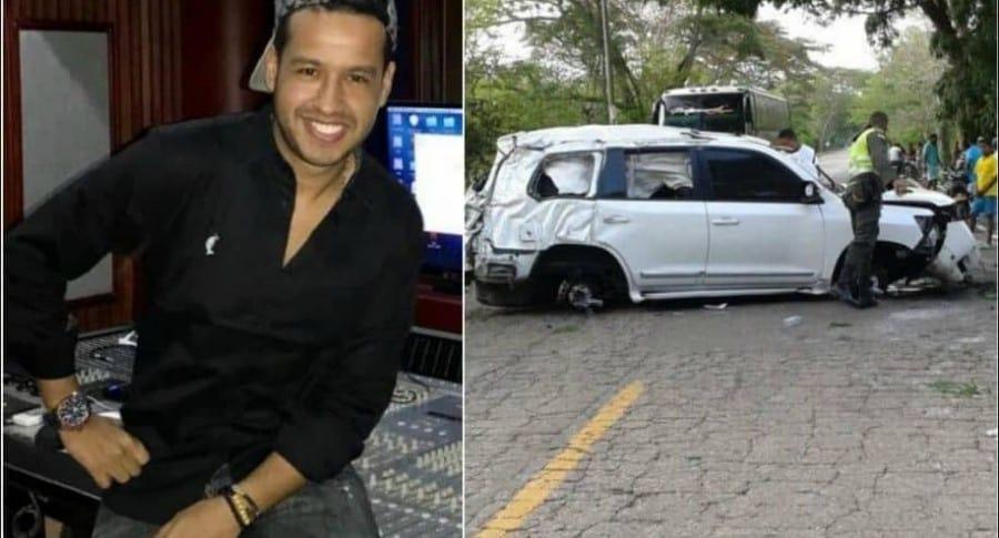 Accidente Martín Elías