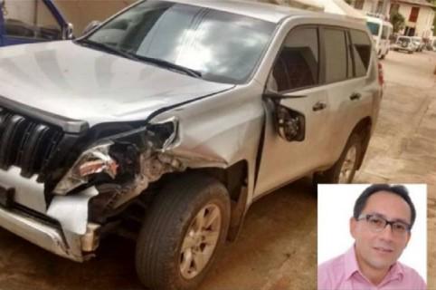 Alcalde de Cabrera, involucrado en accidentes